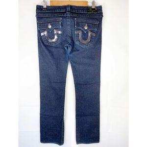 True Religion Billy Sequin Jeans 29x30